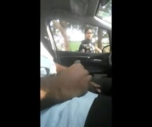 Desi Indian Aanty Fuck in Car