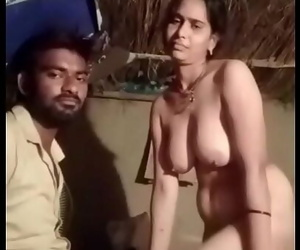 Indian village chick (Madhya..